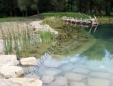 Naturalus baseinai su hidroizoliacija
