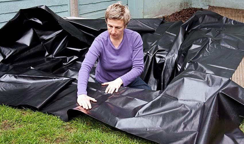 Hidroizoliacinės PVC dangos paskirtis ir naudojimas