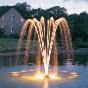 Plaukiojantys fontanai