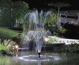 Tvenkinio fontanas