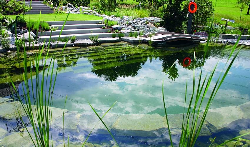 EKO baseinų savybės ir ypatumai