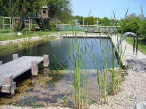 Eko baseinas - Ekologiškas baseinas