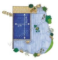 Dekoratyvinio baseino projektavimas