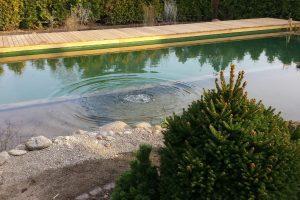 EKO baseino įrengimas