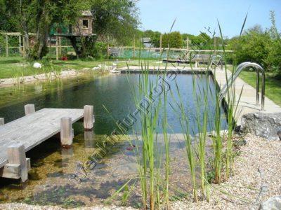 Ekologinis baseinas su hidroizoliacija