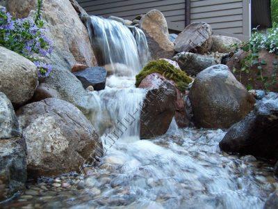Vandens krioklys